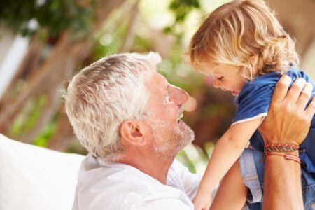 i nonni amano i nipoti