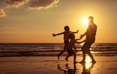 È importante che il papà trovi il tempo di essere presente nella vita dei suoi figli