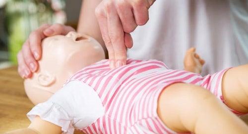 Come rianimare un bebè