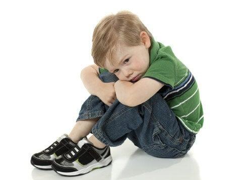 Carenze di affetto nell'infanzia: le conseguenze