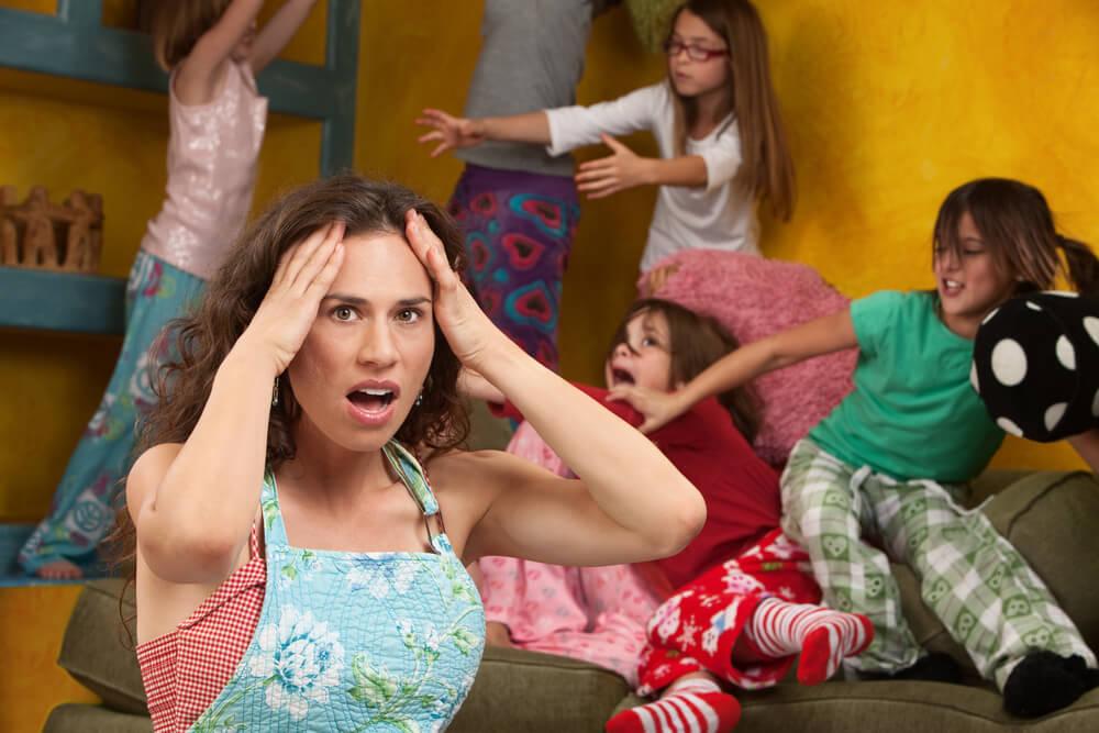 Perché i bambini si comportano male?