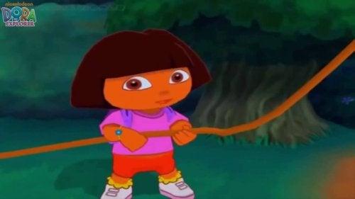 Dora l'esploratrice è una delle serie per bambini più amate