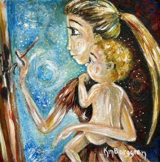 Essere madre: la felicità vive anche nel sacrificio