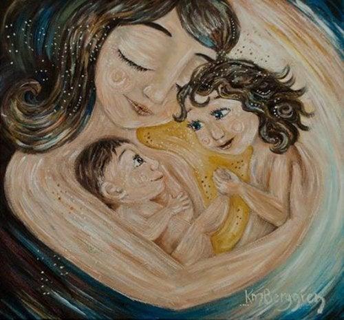 amore materno