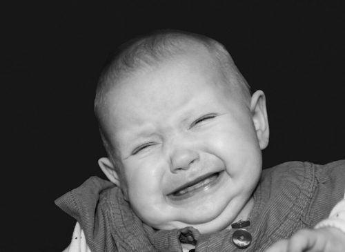 Come reagire di fronte alle grida dei bambini