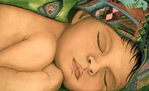 Non c'è innamoramento più grande del vedere il viso del bebè alla nascita
