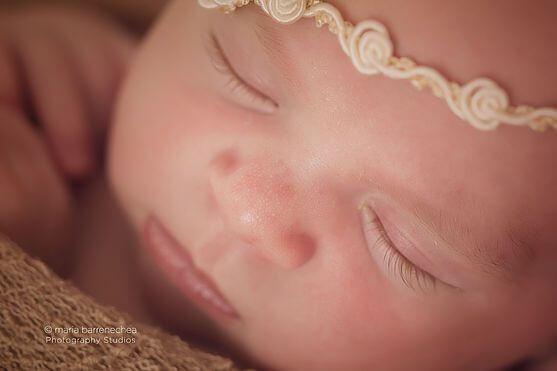bebè che dorme