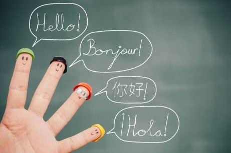 Figlio bilingue: imparare
