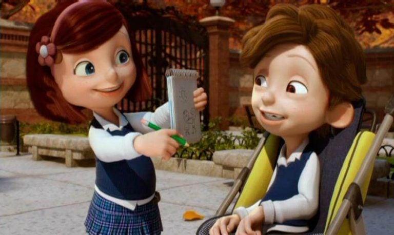 Inclusione e amicizia: un cortometraggio per insegnare questi valori ai bambini