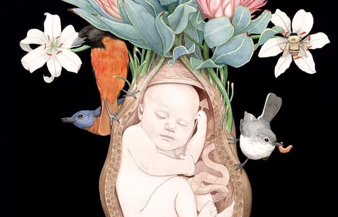 Educazione emotiva dall'utero materno