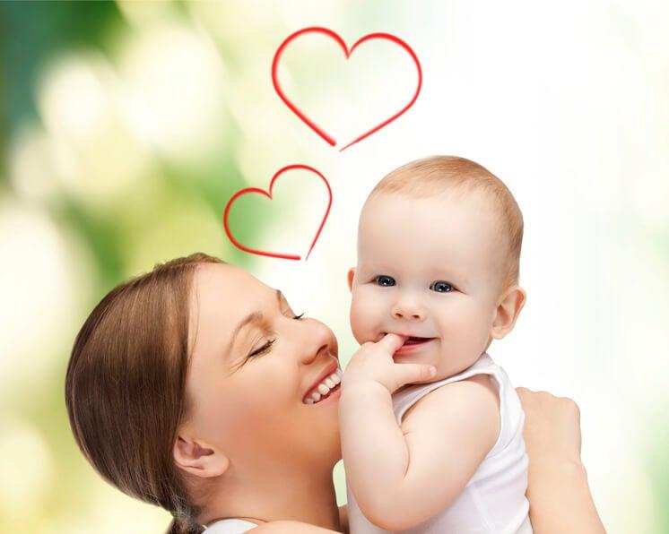 Mammite acuta: vuole stare solo con la mamma