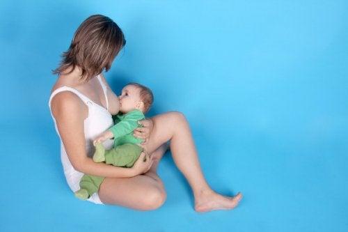 L'allattamento materno riduce i rischi di disturbi del comportamento