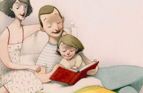 Fate addormentare i bambini con un libro, non con la TV