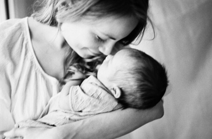 La maternità vi rende più forti e coraggiose
