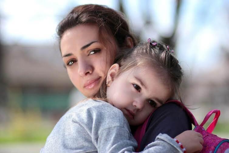 Come aiutare il piccolo a superare l'assenza del padre