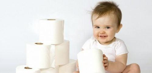 Il metodo Montessori per togliere il pannolino