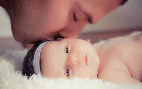Lettera di un papà alla figlia appena nata