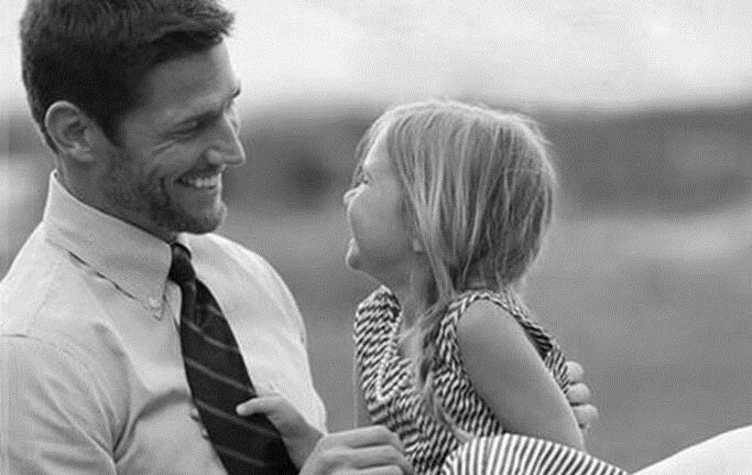 Un bravo papà sa lasciare libera sua figlia