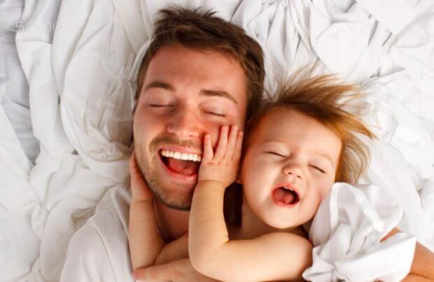 Il rapporto speciale tra padre e figlia
