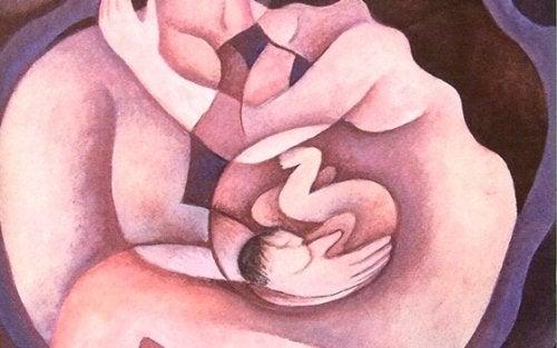Madre, padre e figlio: come cambia la vita di coppia.