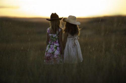 Sorella, grazie per essere anche la mia migliore amica