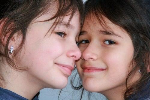 Spesso una sorella è anche la tua migliore amica
