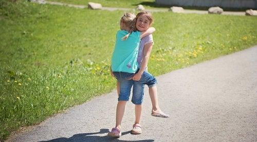 L'amicizia tra sorelle è indissolubile