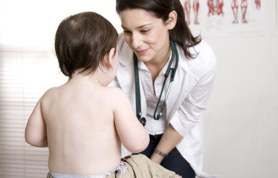 controllo dal pediatra