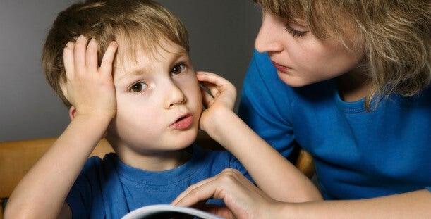 Per non essere genitori impazienti è necessario mantenere la calma