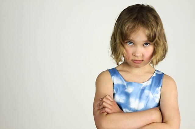 Insegnare ai propri figli a controllare l'ira