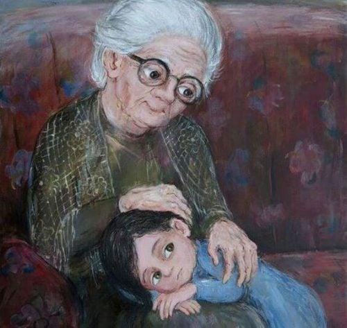 Mia nonna, la più bella stella nel cielo