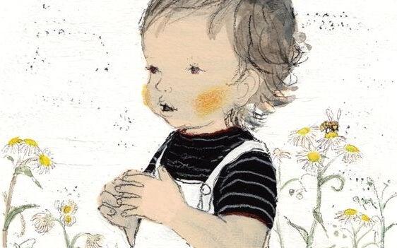 Un bambino educato con dolcezza è un bambino felice