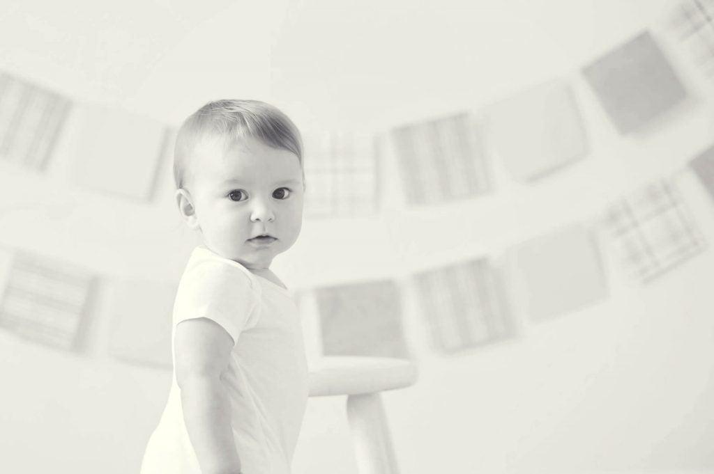 La stimolazione precoce nei bebè migliora la sua flessibilità e irrobustisce i muscoli