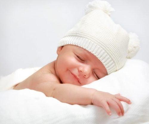 7 consigli per fare foto artistiche in casa al vostro bebè