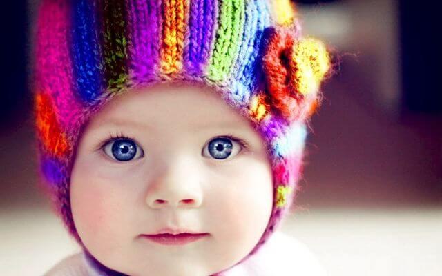Colore degli occhi dei neonati