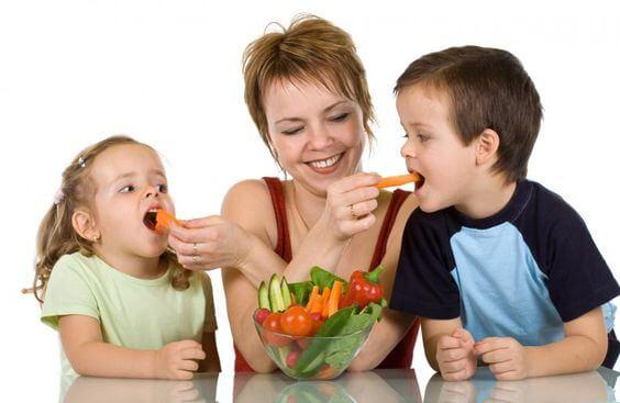 Consigli per una sana alimentazione