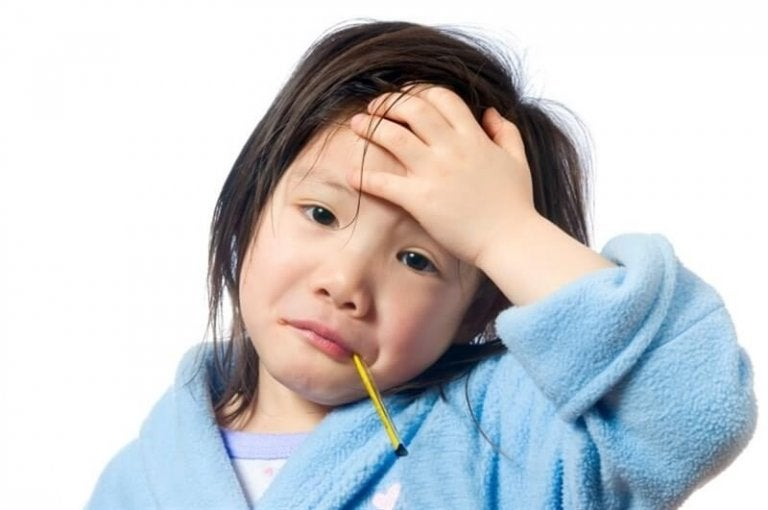 12 raccomandazioni per evitare il raffreddore nei bambini