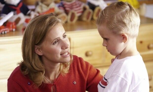 Dire no in maniera positiva rende il bambino più responsabile
