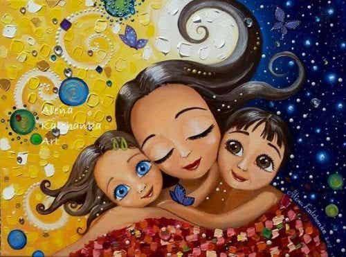 Una mamma affettuosa non è una mamma permissiva