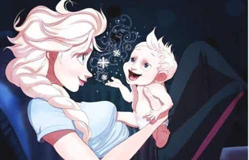 """Il """"linguaggio della mamma"""" aiuta il neonato a parlare"""