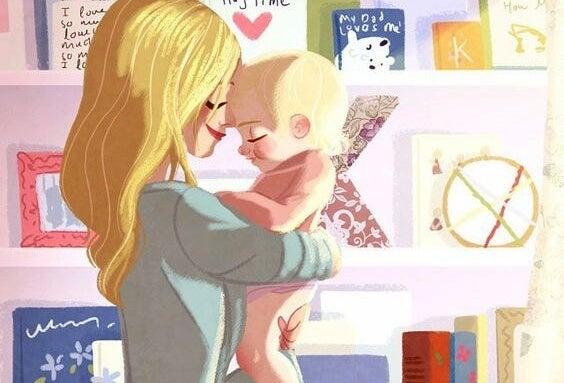 insegnami a vivere mamma