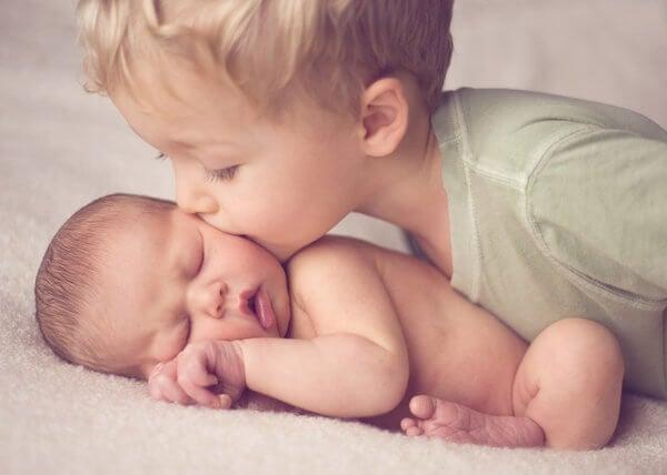 A che età si formano i primi ricordi in un bambino?