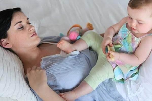 Ricomparsa delle mestruazioni dopo il parto