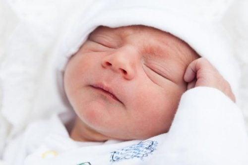 I 5 motivi per cui vostro figlio non dorme bene