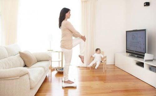 Periodo post parto: è necessario un anno per riprendersi
