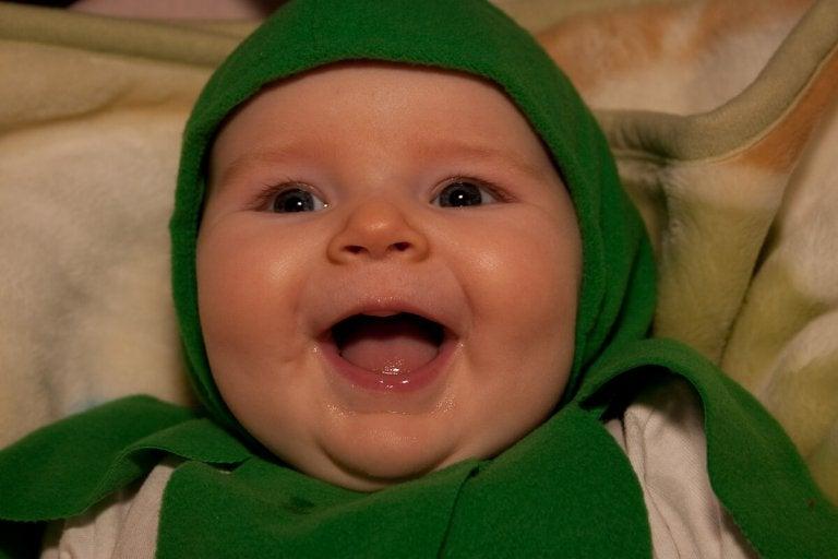 La socialità si sviluppa nel quarto mese di vita del neonato