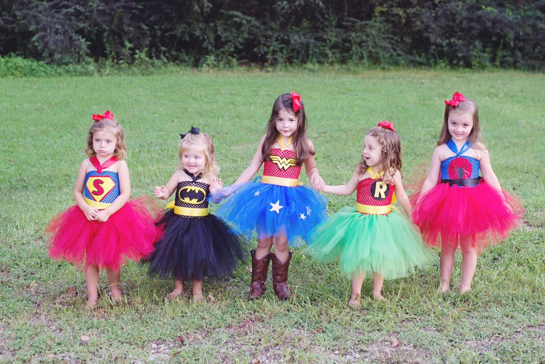 Supereroine, non principesse