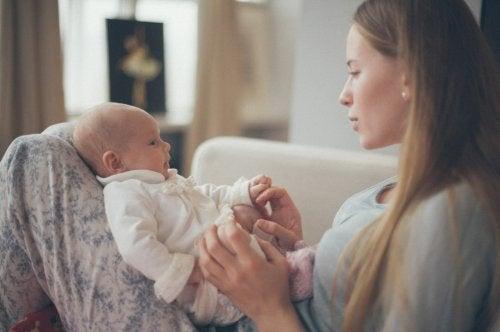 vincolo tra madre e figlio