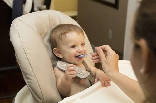 Gli alimenti migliori per la salute del bambino