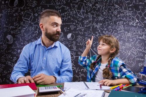 I bambini ad alto potenziale intellettivo imparano più facilmente degli altri